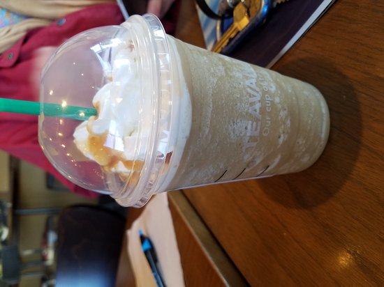 Photo of Coffee Shop Starbucks at 1502 E 17th Ave, Hutchinson, KS 67501, United States