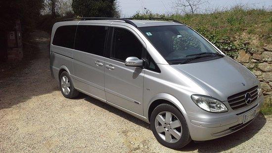 3RD Service: Mercedes Viano 7 seats + 1