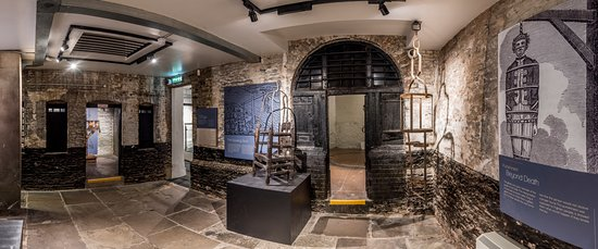 Stories of Lynn: The real Old Gaol Cells
