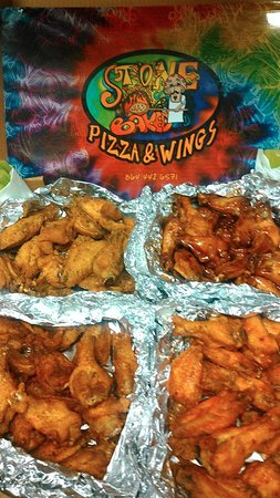 Easley, Carolina del Sur: Best wings around!