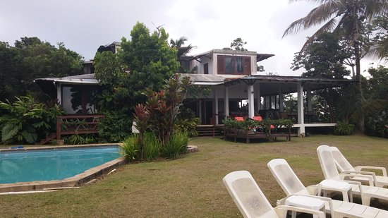 Obraz El Hotelito at the Rainforest Experience Farm