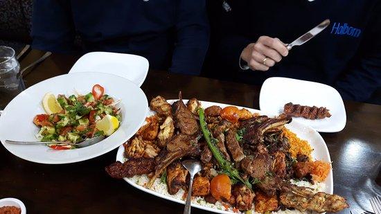 Istanbul Restaurant: Sharing Platter