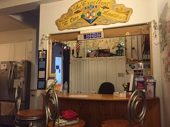 Pacific Tradewinds Hostel Picture