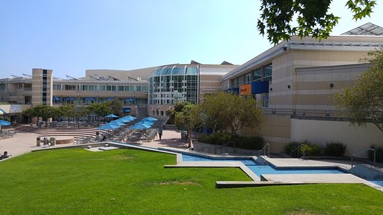 University of California San Diego: Student union