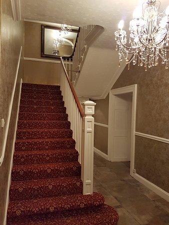 Warkworth, UK: Hotel Entrance