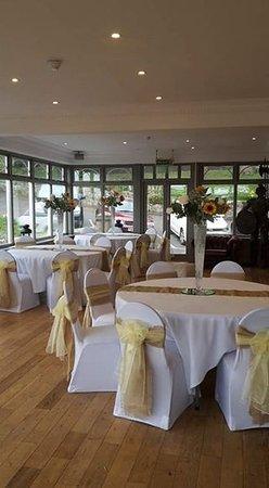 Warkworth, UK: Conservatory
