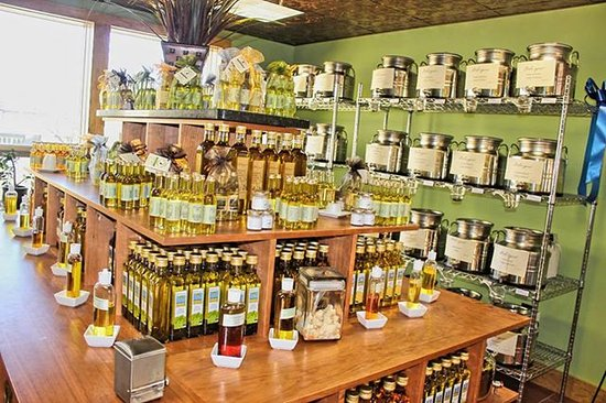 The Olive Oil Factory