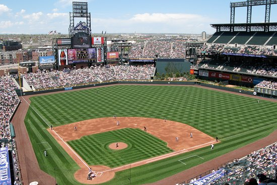 coors field s best selling point is colorado s weather picture of