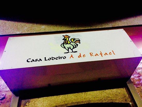 """Vila de Cruces, สเปน: Casa Lodeiro """"A de Rafael"""""""