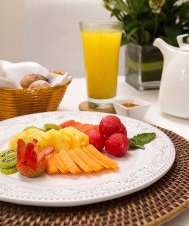 Casablanca Belle & Boutique: Desayuno