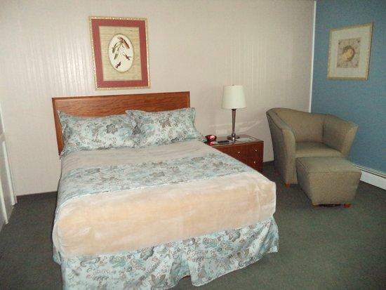 Colonial Valley  Motel: Single Queen