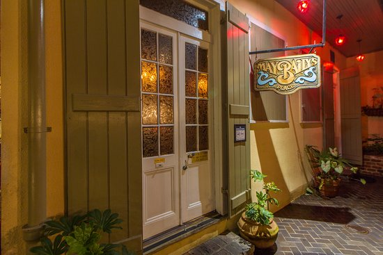 Dauphine Orleans Hotel: May Baily's Place Bar