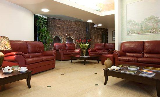 Hotel Biancaneve: Dettaglio Hall