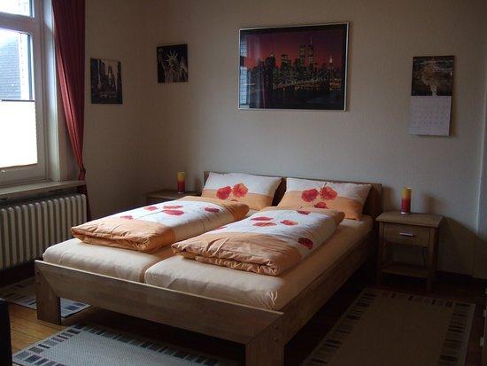 Wedel, Deutschland: Schlafbereich 'Suite New York'