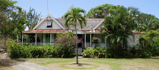 Balenbouche Estate: Balenbouche Plantation house