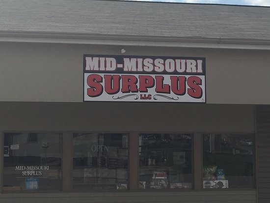 Rolla, MO: Mid-Missouri Surplus