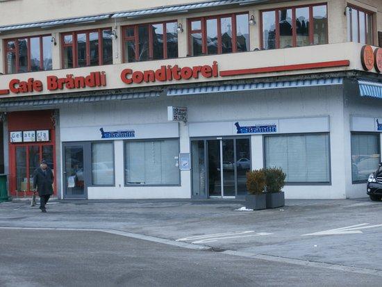 Waedenswil, Switzerland: Exterior view