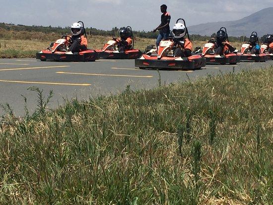 TGRV Cicuit, Karting