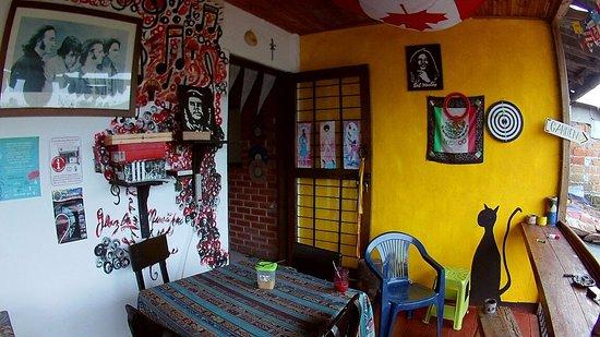 Foto de Coffee Town Hostel