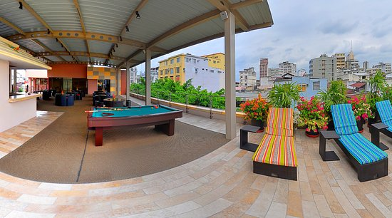 Terraza Racquet Club Picture Of Grand Hotel Guayaquil