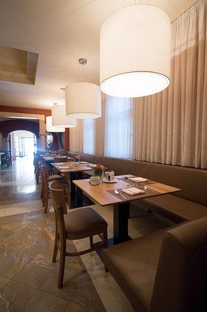 Jennersdorf, Austria: Neues Restaurant