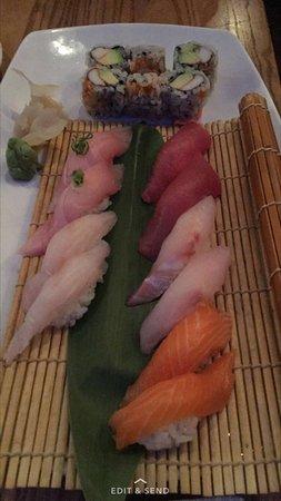 Haiku Lounge & Restaurant: Sushi Dinner