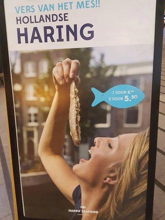 "Typical ""Hollandse Haring"""