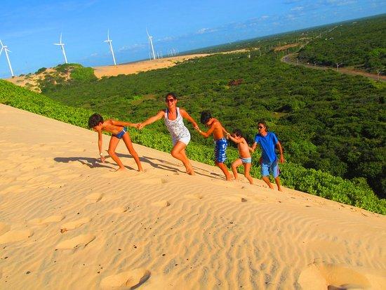 Pôr-do-Sol Dune