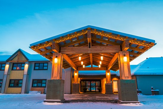 Prestige Hudson Bay Lodge