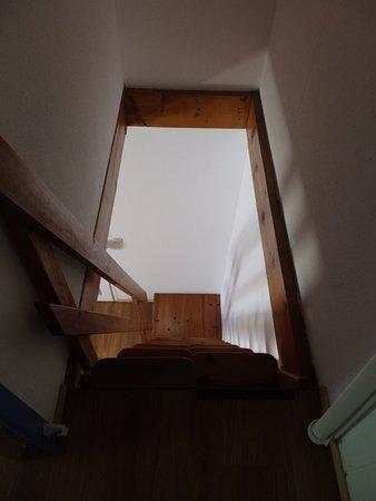 Apartamentos Maeva Hôtel La Socanelle: les escaliers