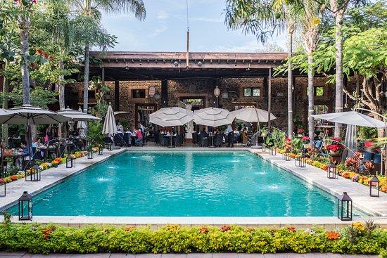 Hacienda la laborcilla queretaro city restaurant for Hotel luxury queretaro