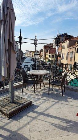 La Palazzina Veneziana: Private Terrace in Ca Rezzonico suite