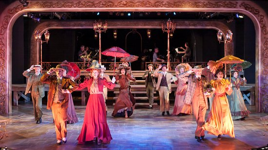 "Chanhassen Dinner Theatres : ""Put On Your Sunday Clothes"" from Hello, Dolly! (2014)"