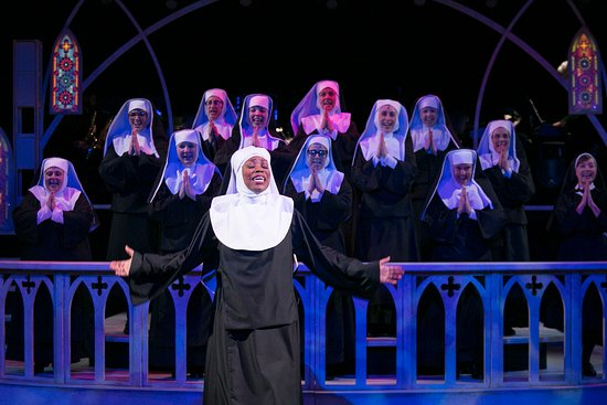 "Chanhassen Dinner Theatres : ""Take Me To Heaven"" from Sister Act (2015)"