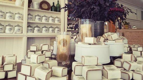Canton, Kuzey Carolina: Verbena Soap Company