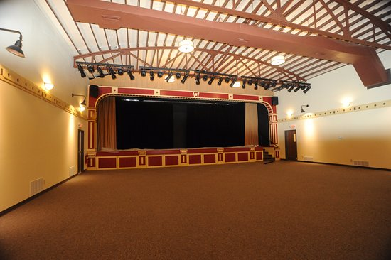 The Eagle Performing Arts & Conference Center