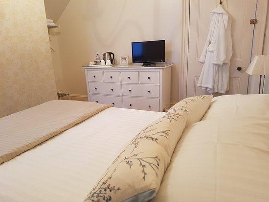 Old Rectory : Double en-suite room