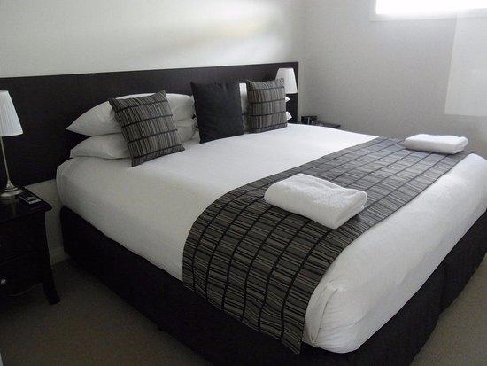 Red Earth Motel : Ist bedroom