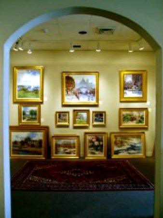 Wellesley, MA: Interior 1