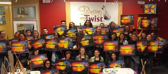 Painting With A Twist Davie FL All You Need to Know Before