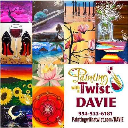 Painting With A Twist Davie Fl 2019 All You Need To Know Before