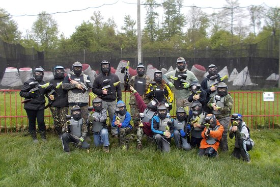 ‪Dimension Paintball LLC‬