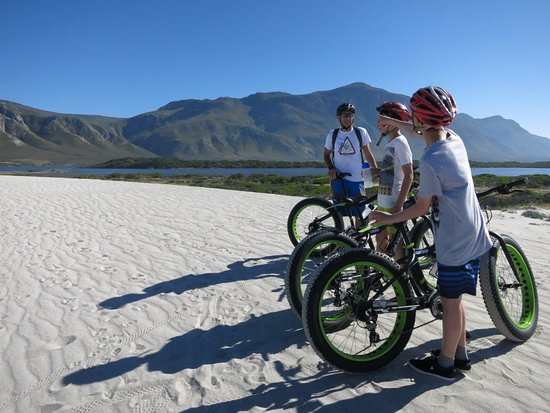 Hermanus, Sør-Afrika: Fat bike rentals