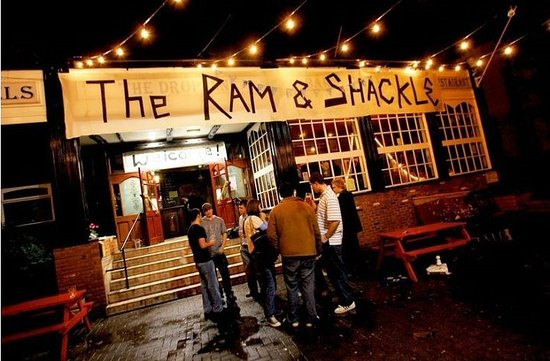 Photo of Nightclub The Ram & Shackle at 393 Wilmslow Road, Manchester M14 6AB, United Kingdom