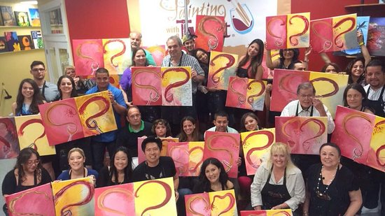 Couples Events 3 Picture Of Painting With A Twist Davie Fl