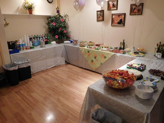 Ballroom Factory Dance Studio Offers Catering Parties, Patchogue, NY