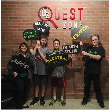 Ridgefield, NJ: Team escaped Alcatraz