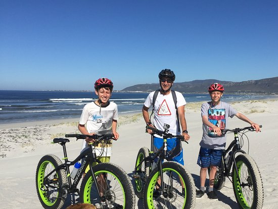 Hermanus, Sudáfrica: Fat bike rentals