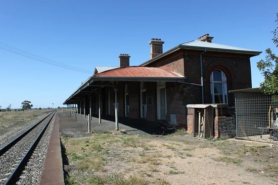 Serviceton Historic Railway Station