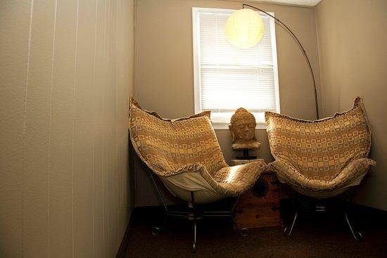 ยาร์ดลีย์, เพนซิลเวเนีย: Couple's lounge